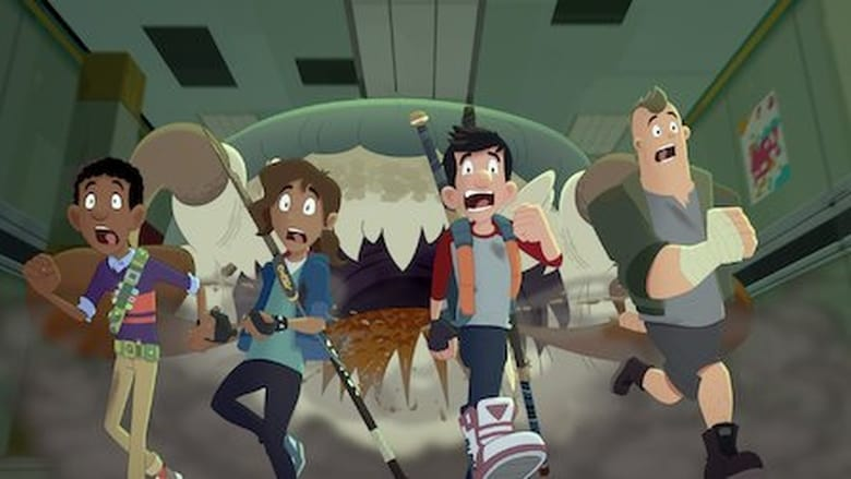 The Last Kids on Earth Sezonul 3 Episodul 1 Online Subtitrat FSonline