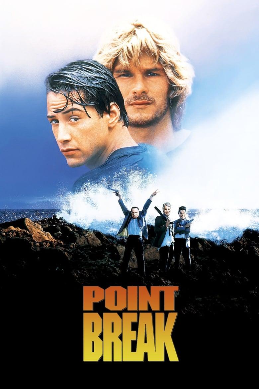 Εξώφυλλο του Point Break