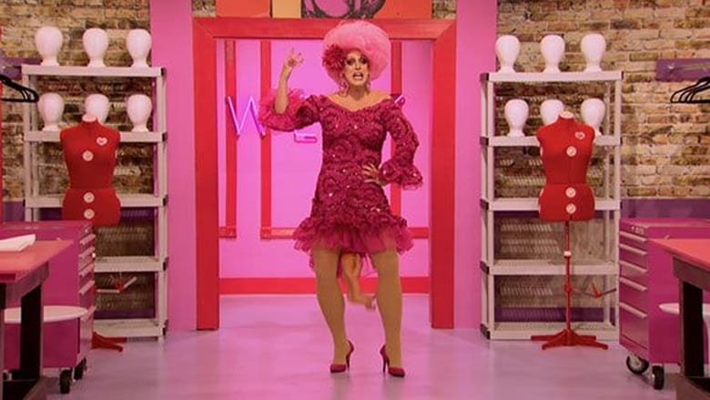 RuPaul: Carrera de drags: 7×1