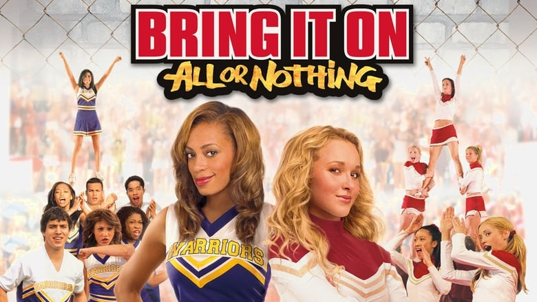 Bring It On: All or Nothing banner backdrop