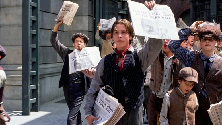 Still from Newsies
