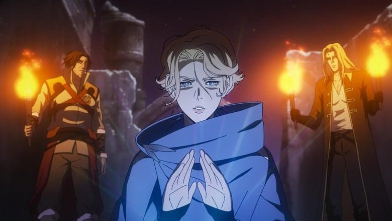 Castlevania Saison 2 Episode 3