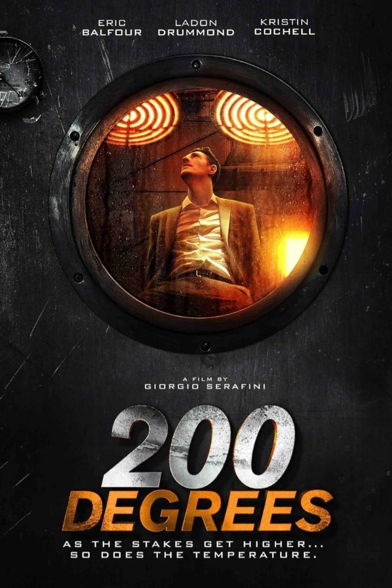 200 Degrees - poster