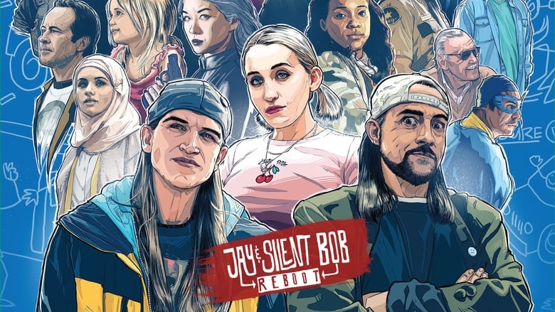 Watch Jay and Silent Bob Reboot free