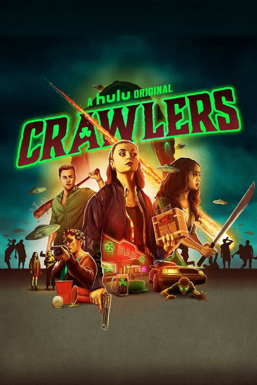 Crawlers Película Completa HD 720p [MEGA] [LATINO] 2020