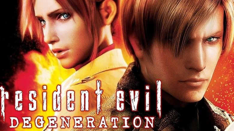 Resident Evil: Degeneration (2008) Dual Audio [Hindi + English] | x264 | x265 10bit HEVC Bluray | 1080p | 720p