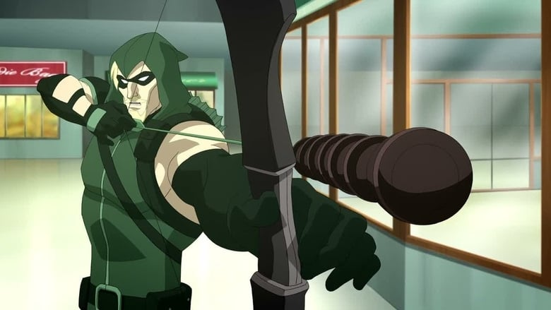 مشاهدة فيلم DC Showcase: Green Arrow 2010 مترجم أون لاين بجودة عالية