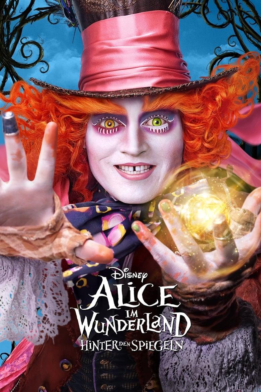Alice im Wunderland: Hinter den Spiegeln - Abenteuer / 2016 / ab 6 Jahre