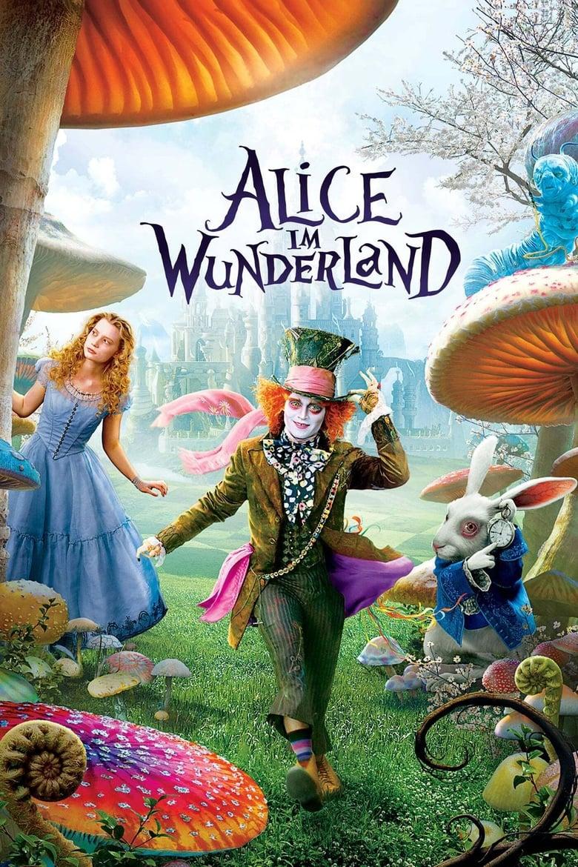 Alice im Wunderland - Familie / 2010 / ab 12 Jahre