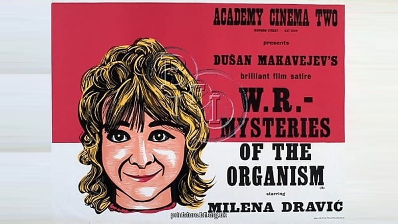 W.R. - Mysteries of the Organism Pelicula Completa