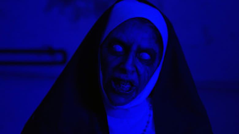 مشاهدة فيلم A Nun's Curse 2020 مترجم اونلاين