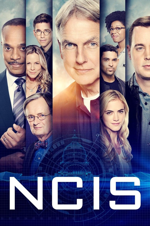 Εξώφυλλο του NCIS