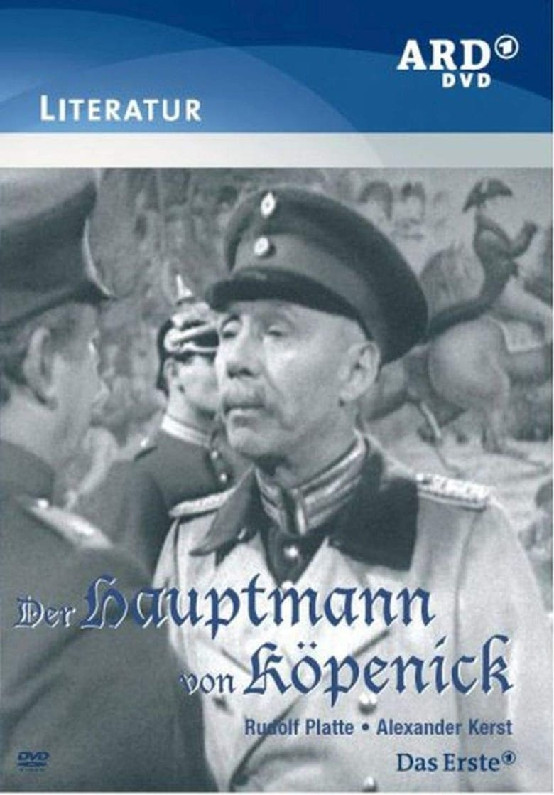 Der Hauptmann Von Köpenick Stream