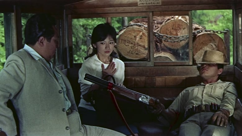 Still from The Man with a Shotgun