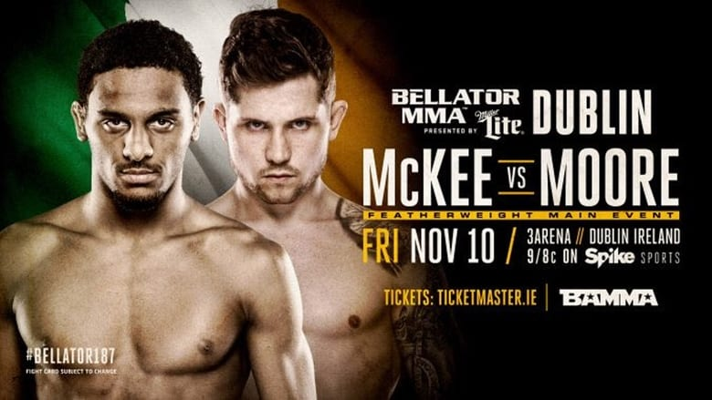 Watch Bellator 187: McKee vs Moore Full Movie Online YTS Movies