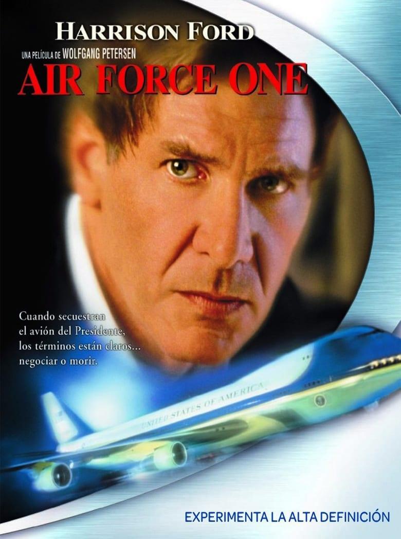 Pelicula Air Force One (El Avión del Presidente) (1997) HD 720p Latino/Ingles Online imagen