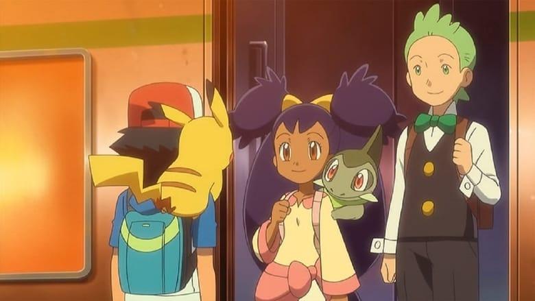 Pokémon Season 16 Episode 44