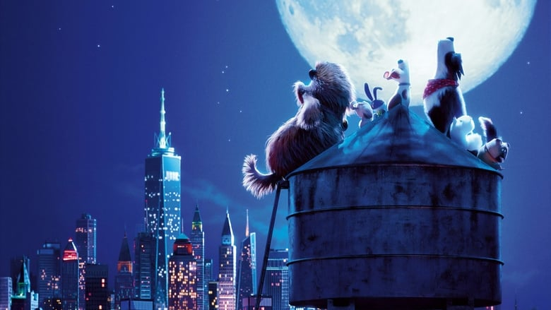 Movie Image The Secret Life of Pets 2