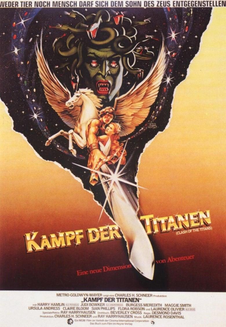 Kampf der Titanen - Action / 1981 / ab 12 Jahre