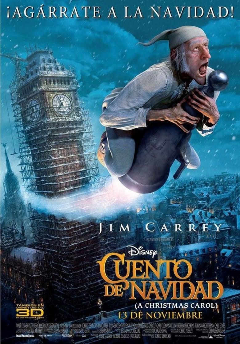 Cuento de Navidad (2009) DvdRip Latino