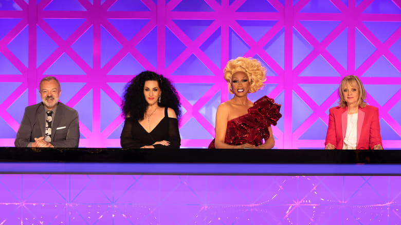 RuPaul's Drag Race UK: 1×3