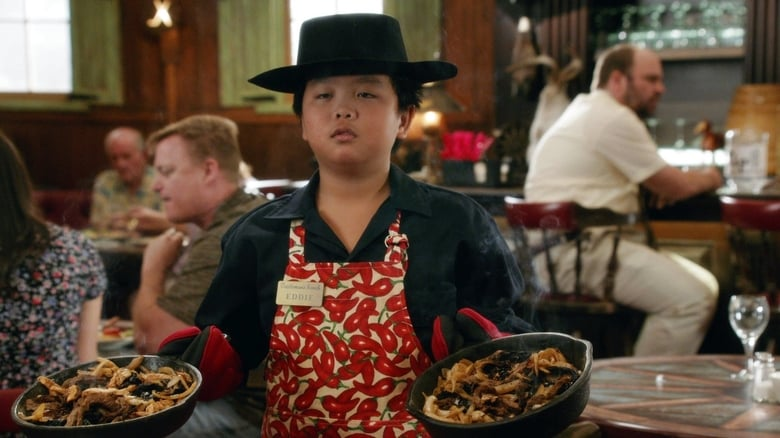 Fresh Off the Boat: 1×6