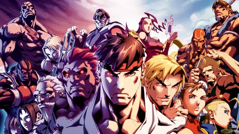 Regarder Film Street Fighter II: The Animated Movie Gratuit en français