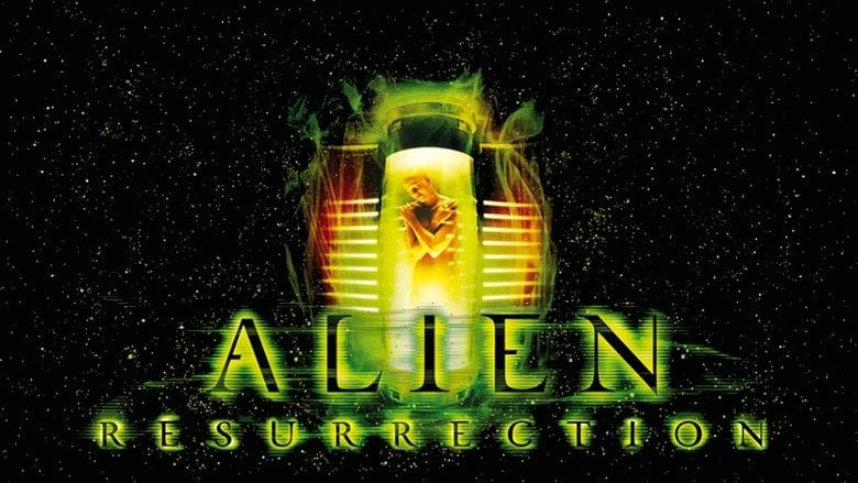 Alien Resurrection banner backdrop