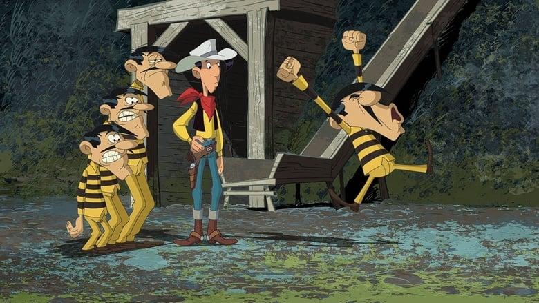 Watch Go West: A Lucky Luke Adventure free