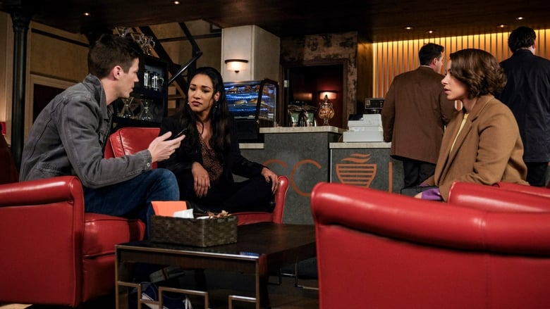 The Flash Season 5 Episode 16