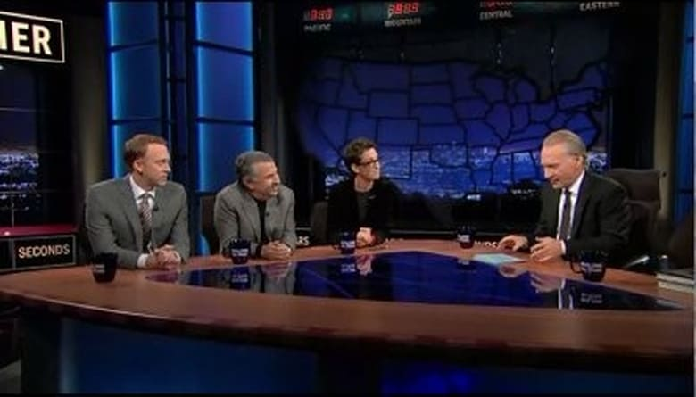 Real Time with Bill Maher Season 9 Episode 32