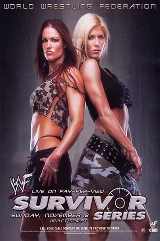 WWE Survivor Series 2001 (2001)
