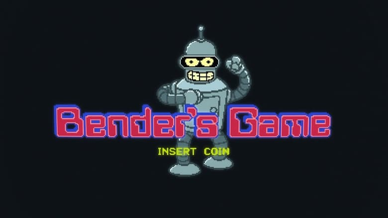 Futurama: Bender's Game Movie