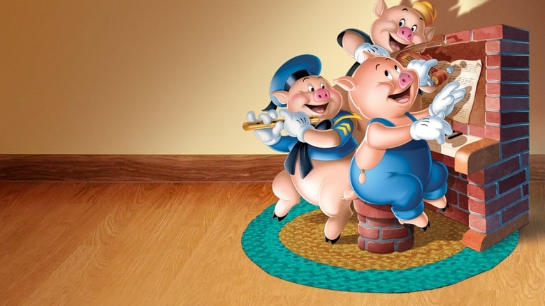 Three Little Pigs (1933)