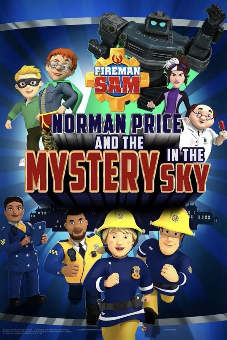 Norman Price i tajemnica przestworzy