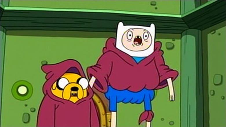 Watch Adventure Time Season 1 Episode 11 Online Full