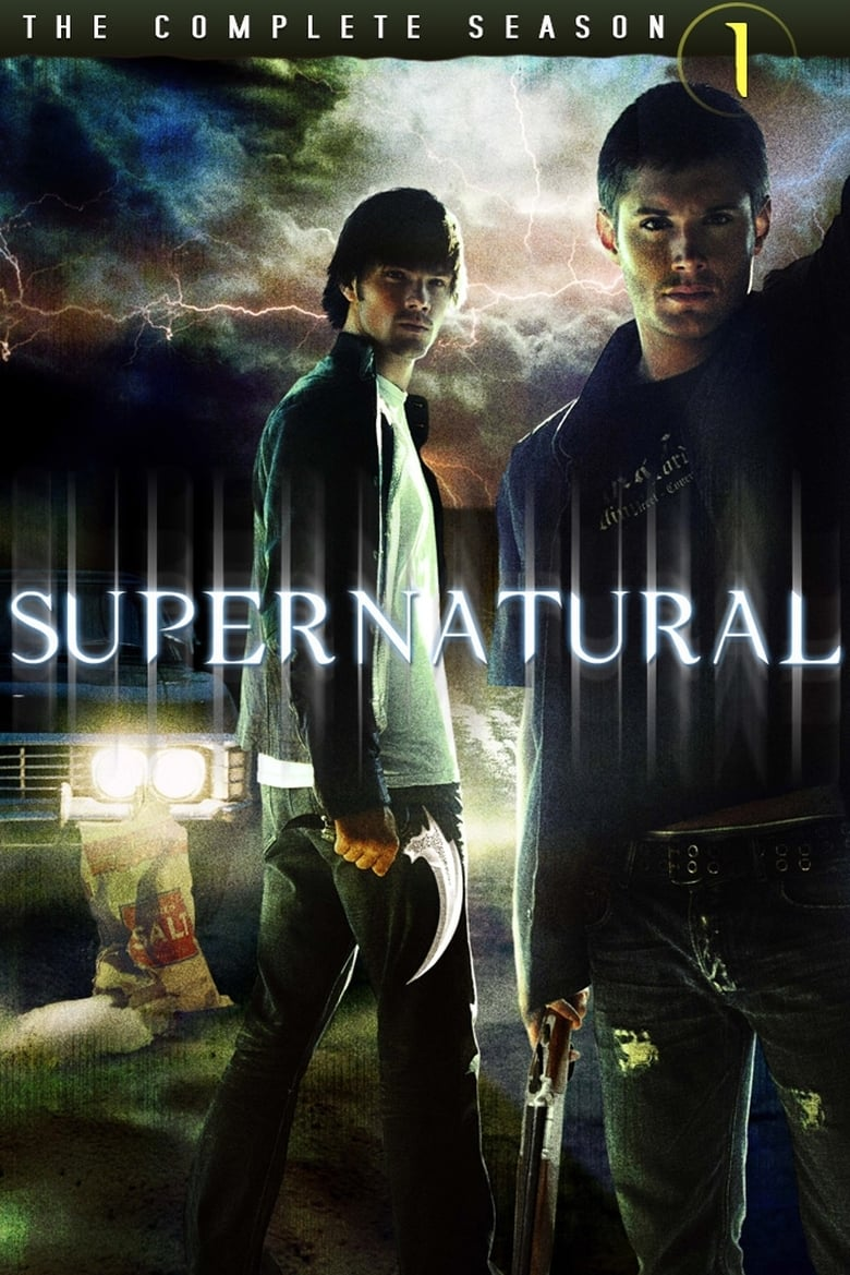 Supernatural saison 1 streaming