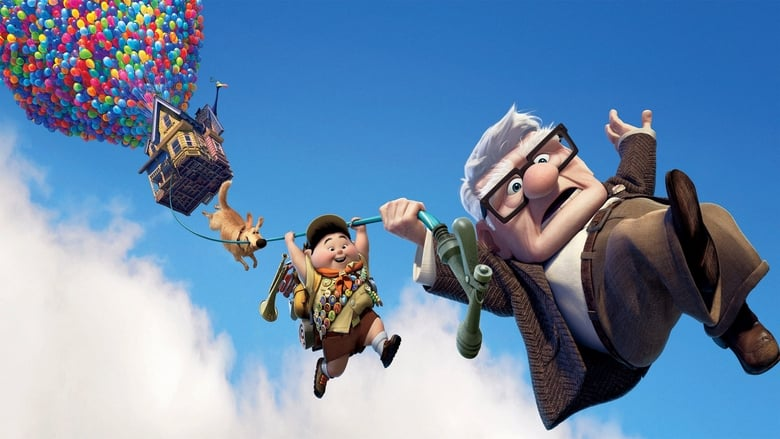Imagem do Filme Up: Altas Aventuras