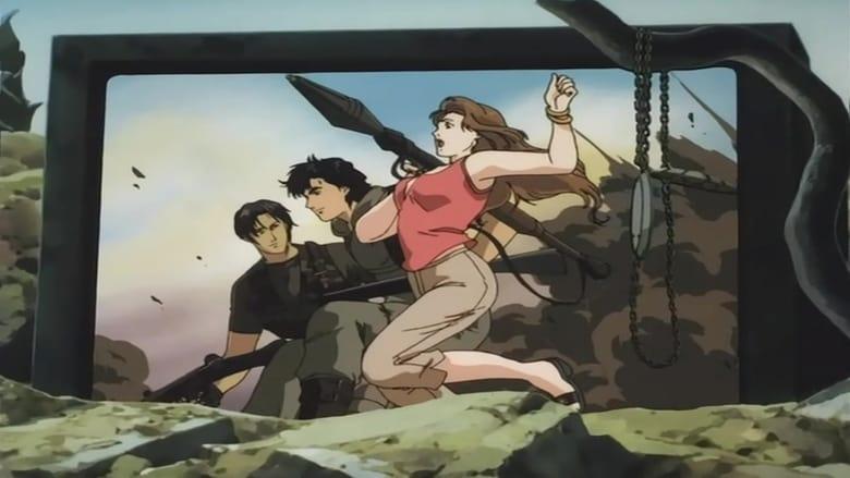 City Hunter Special: The Death of Vicious Criminal Saeba Ryo