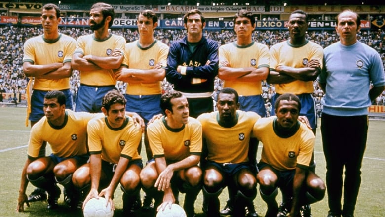 1970 FIFA World Cup Official Film: The World at Their Feet