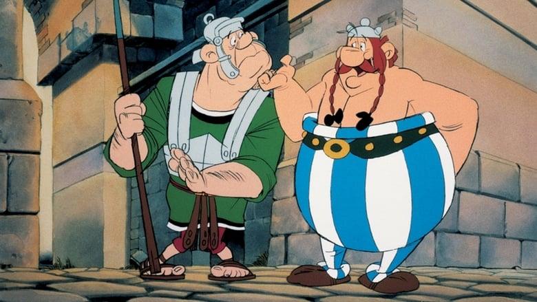 Asterix+e+la+sorpresa+di+Cesare