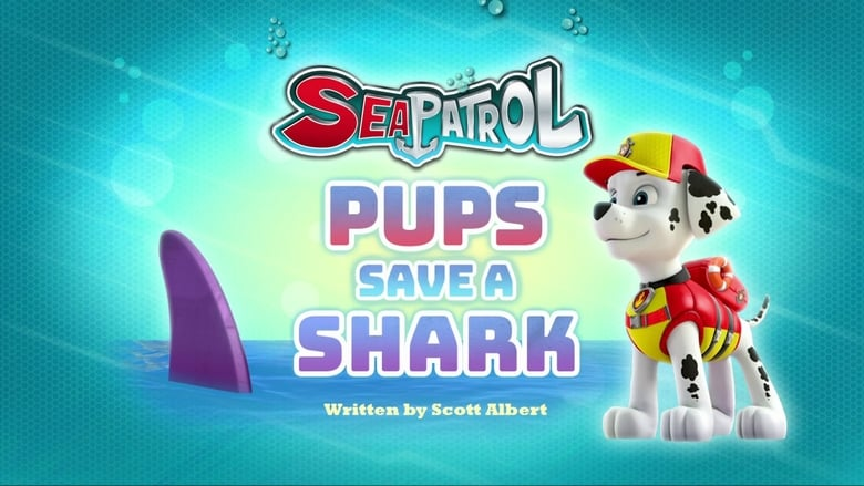 Paw Patrol Season 4 Episode 24 | Sea Patrol: Pups Save a Shark