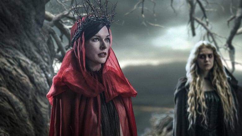 кадр из фильма Хеллбой
