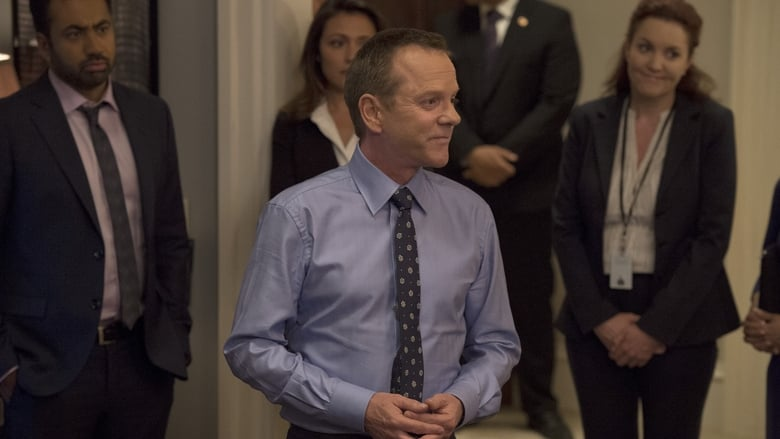 Descedentas / Designated Survivor (2017) 2 Sezonas EN