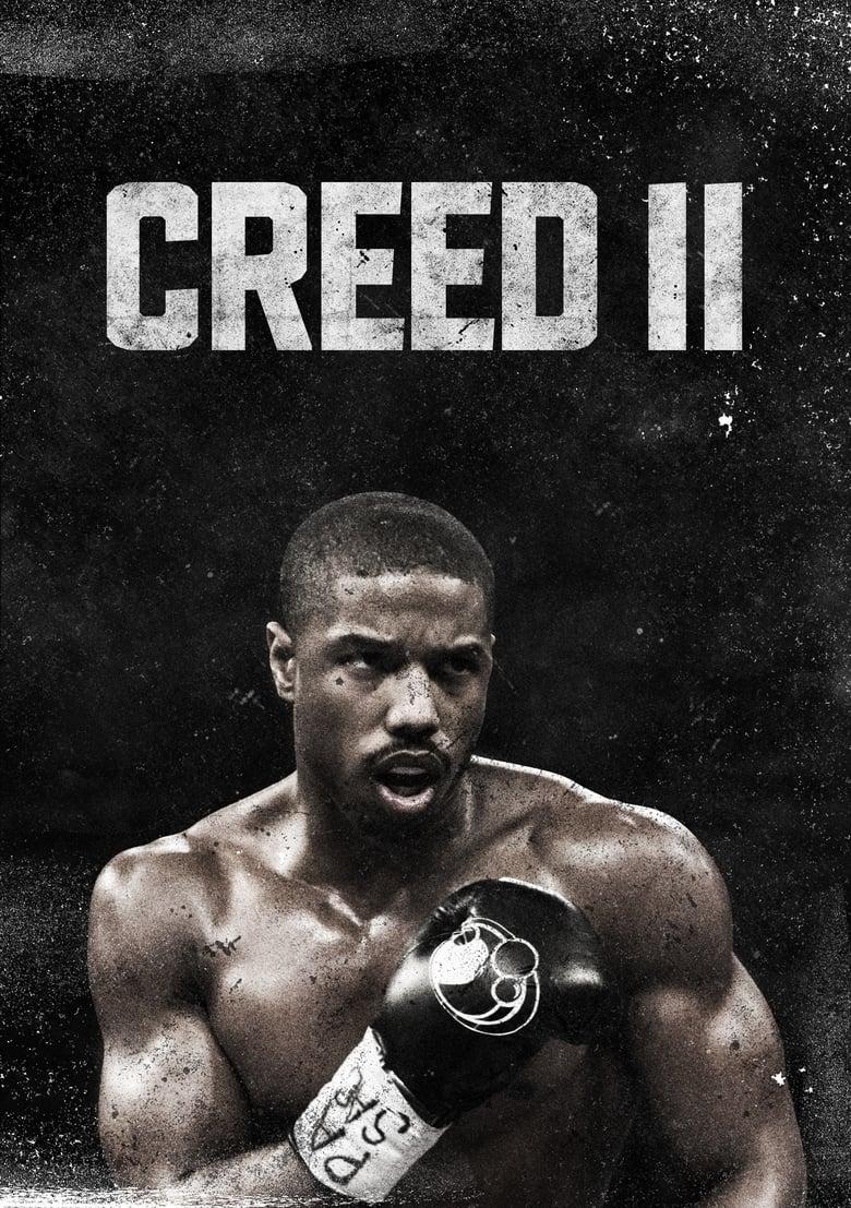 Creed II - poster