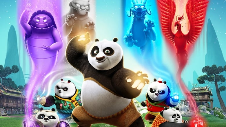 DPStream Kung Fu Panda: The Paws of Destiny - Série TV - Streaming - Télécharger poster .2