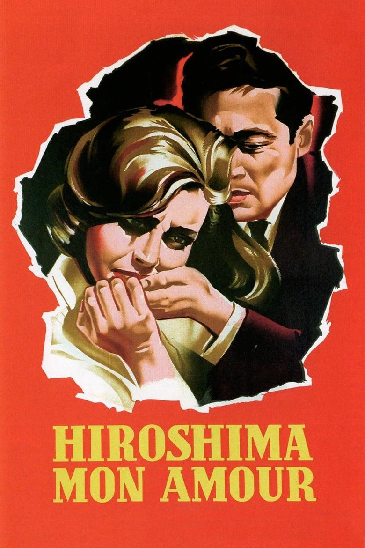 Hiroshima Mon Amour - poster