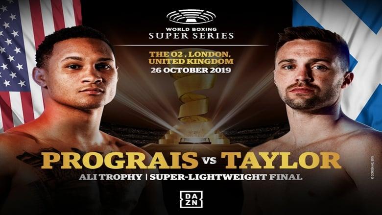 Boxing: Regis Prograis vs. Josh Taylor