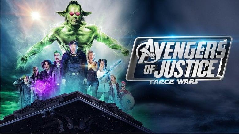 فيلم Avengers of Justice Farce Wars 2018 مترجم اون لاين