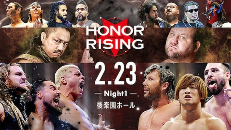 NJPW Honor Rising: Japan 2018 - Day 1